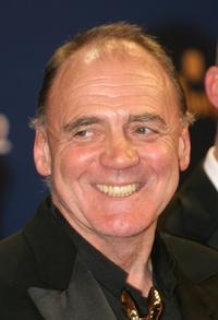Bruno Ganz at the Bambi Awards.