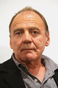 Bruno Ganz at the press conference of