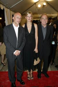 Director Oliver Hirschbiegel, Alexandra Maria Lara and Bruno Ganz at the screening of