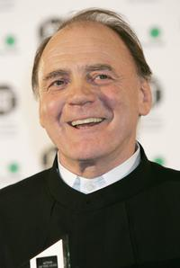 Bruno Ganz at the Awards of the London Film Critics' Circle.