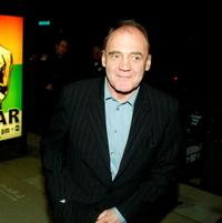 Bruno Ganz at the reception for the Foreign Language Film Nominees.