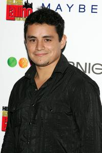 Jesse Garcia at the premiere of