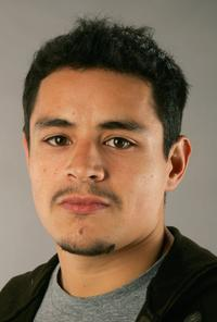 Jesse Garcia at the 2007 Sundance Film Festival.