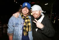 Chebon and Leif Garrett at the Friday Night Hollywood-Style.