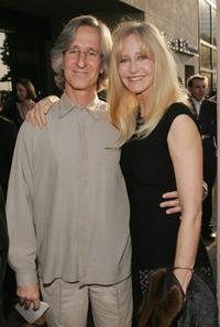 Director Mick Garris and Cynthia Garris at the 31st Annual Saturn Awards.