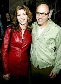 Amy Pietz and Willie Garson at the 3rd Annual