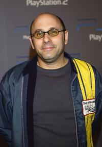 Willie Garson at the Playstation 2 celebration for Electronic Entertainment Expo.
