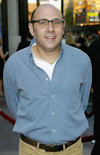 Willie Garson at the premiere of