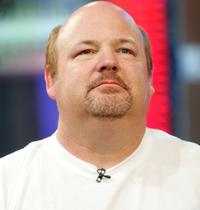 Kyle Gass at the MTVs Total Request Live.