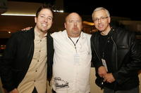 Ted Stryker, Kyle Gass and Dr. Drew Pinsky at the after party of the premiere of