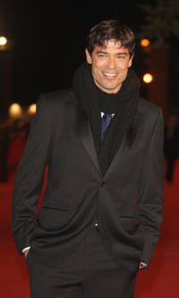 Alessandro Gassman at the premiere of