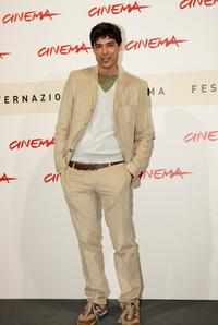 Alessandro Gassman at the photocall of
