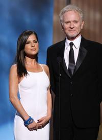 Kelly Monaco and Anthony Geary at the 36th Annual Daytime Emmy Awards.