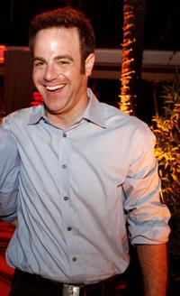 Paul Adelstein at the ABC launch party of