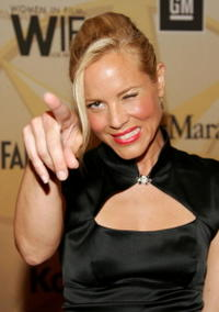 Maria Bello at the 2006 Crystal And Lucy Awards.