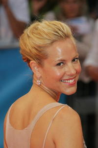 Maria Bello at the Deauville screening of