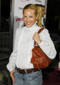 Maria Bello at a screening of Marie Antoinette.