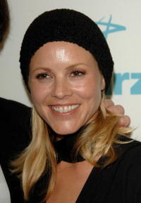 Maria Bello at the 10th Annual Hollywood Awards.
