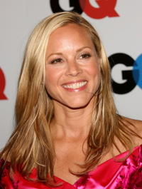 Maria Bello at the GQ Magazine 2006 Men Of The Year Dinner.