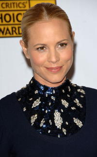 Maria Bello at the 12th Annual Critics' Choice Awards.