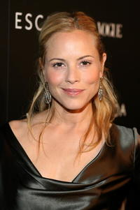 Maria Bello at the ESCADA Grand-Reopening Event.