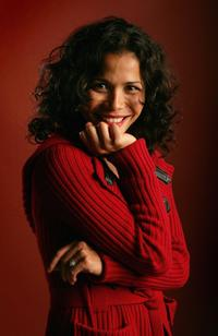 Lourdes Benedicto at the AFI FEST 2006 Portrait Session.