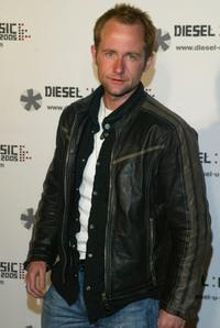 Billy Boyd at the Diesel U Music Launch.