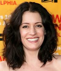 Paget Brewster at the premiere of FX's second season of
