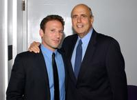 Mark Feuerstein and Jeffrey Tambor at the 4th Annual Jewish Image Awards.