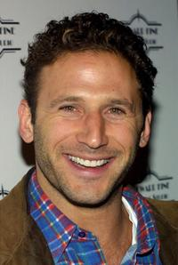 Mark Feuerstein at the Winter Wonderful Holiday party.