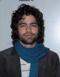 Adrian Grenier at the screening of