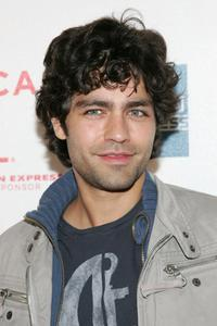 Adrian Grenier at the opening night premiere of