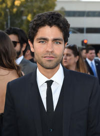 Adrian Grenier at the California premiere of