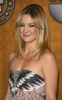 Kate Hudson during the 14th annual Screen Actors Guild awards in L.A.