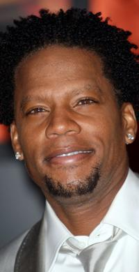 D.L. Hughley at the 13th annual Critics Choice Awards.