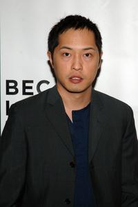 Ken Leung at the premiere of