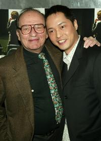 Sidney Lumet and Ken Leung at the premiere of