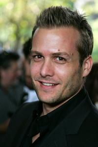 Gabriel Macht at the TIFF screening of