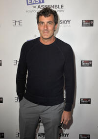 Robert Mailhouse at the California premiere of