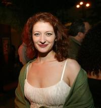 Kerry O'Malley at the after party of the screening of