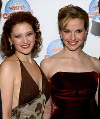 Kerry O'Malley and Meredith Patterson at the after party of the Opening Night of