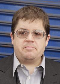 Patton Oswalt at the premiere of