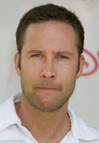Michael Rosenbaum at the