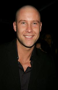 Michael Rosenbaum at the William Morris Agency Grammy Party.