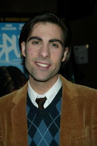 "Jason Schwartzman at the premiere of ""Spun"" in New York City."