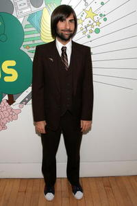 Jason Schwartzman at the MTV Times Square Studios in New York City.
