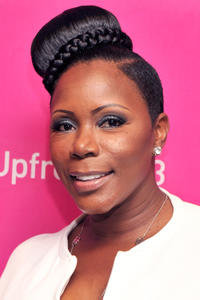 Sommore at the BET Networks 2013 New York Upfront.