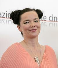 Bjork at the photocall of