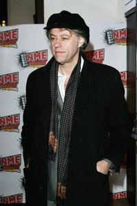 Bob Geldof at the Shockwaves NME Awards 2006.