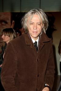 Bob Geldof at the Royal world premiere of